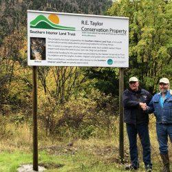 R.E. Taylor Conservation Property